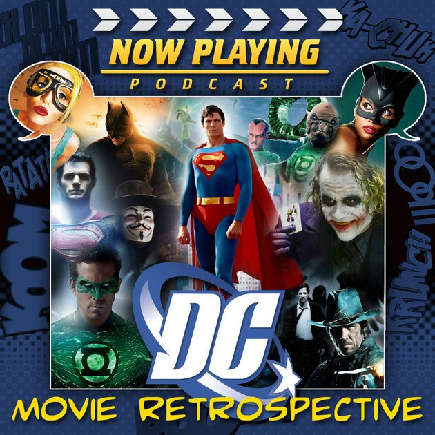 Suicide Squad Poster Penting now Playing the Dc Comics Movie Retrospective Series by Venganza