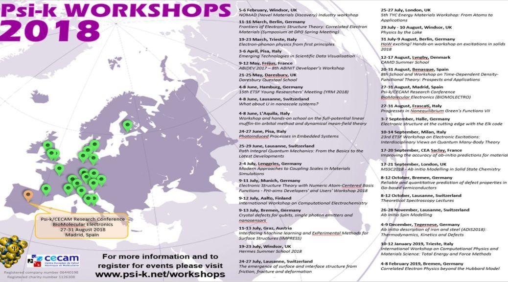 Workshop Poster Berguna Psi K Workshops Psi K