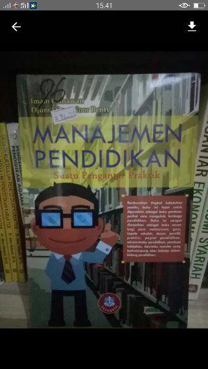 Contoh Poster Penelitian Menarik Jual Manajemen Pendidikan Imam Gunawan Di Lapak Elrus Books Elrusbooks