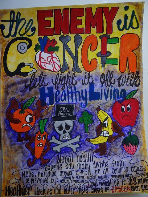 contoh poster bahasa inggris dengan tema kesehatan seputar poster pinterest poster dan education