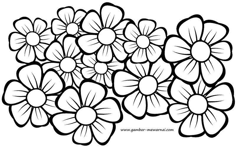 Unduh 850 Koleksi Gambar Batik Bunga Yang Mudah Ditiru