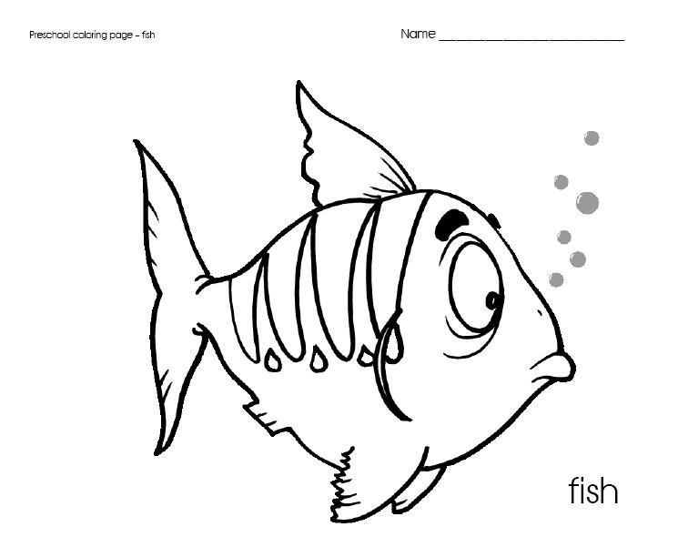Gambar Ikan Untuk Mewarna Meletup Di Anjung Ilmu aswa Latihan Mari Mewarna