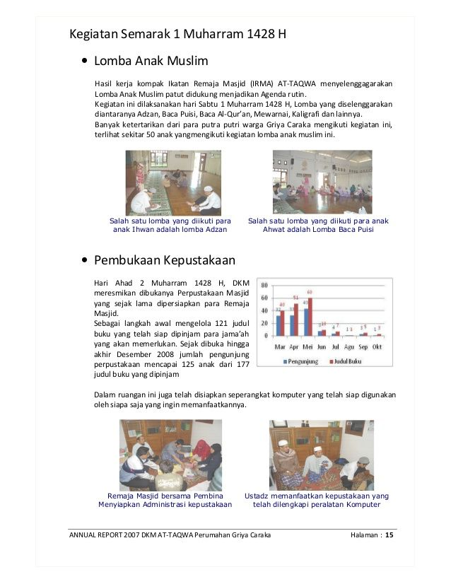 annual report dkm at 2007