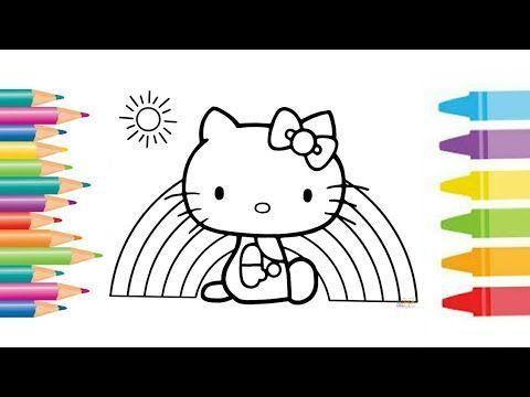 gambar mewarna upin ipin terhebat how to colour hello kitty coloring page belajar mewarna untuk kanak
