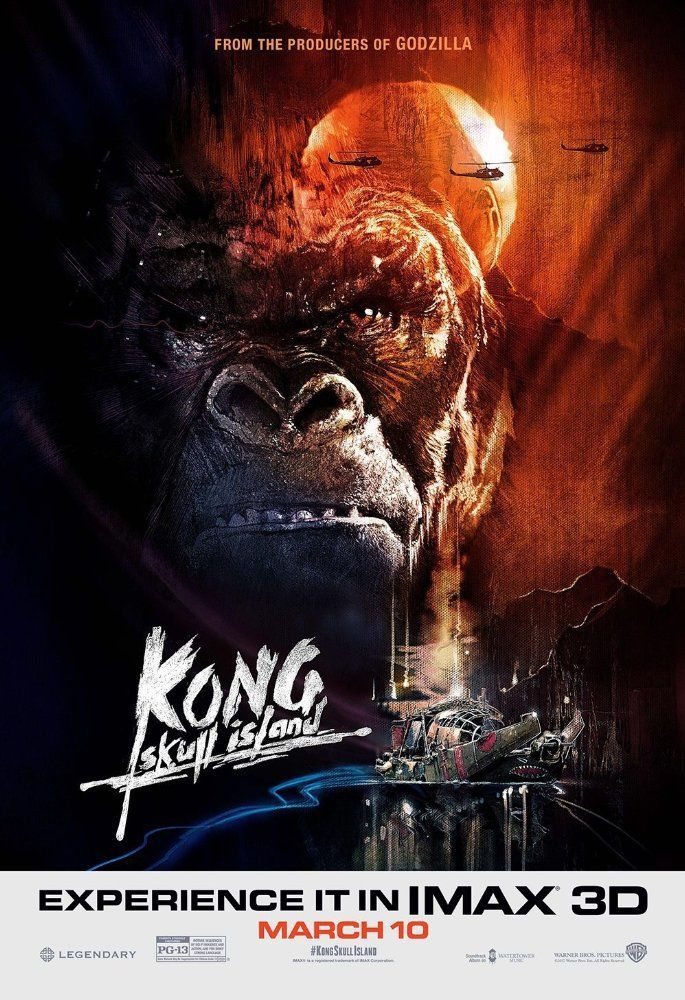 Kong Skull island Poster Berguna Poster Parodies Science Fiction Fantasy Films and Television