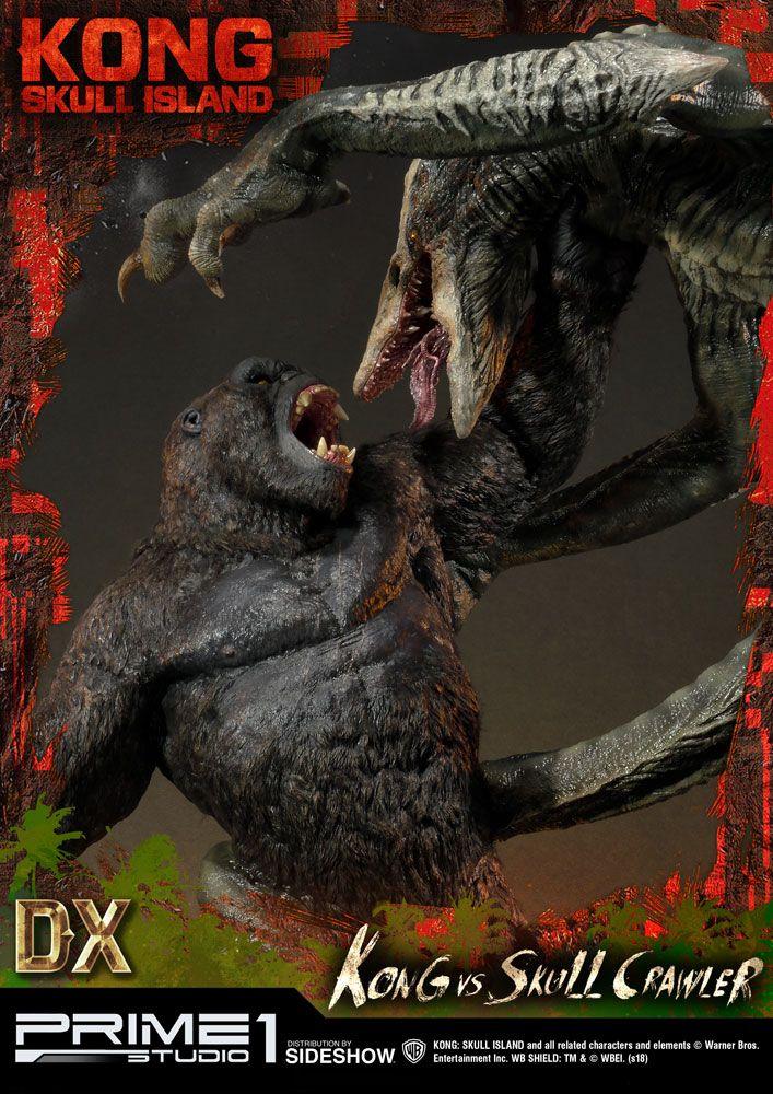 kong vs skull crawler deluxe version prototype shown