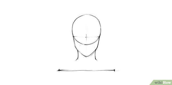 Lukisan 3 Dimensi Sederhana Di Kertas Berguna 3 Cara Untuk Menggambar orang Wikihow