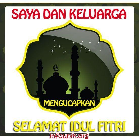 Download Cepat Himpunan Contoh Poster Idul Fitri Yang