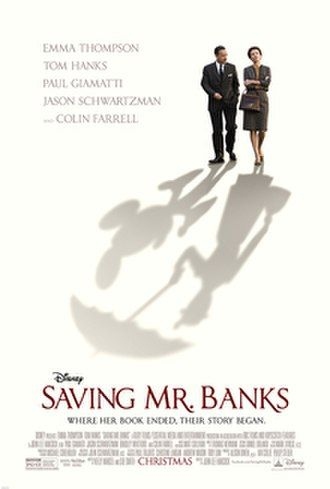saving mr banks by john lee hancock