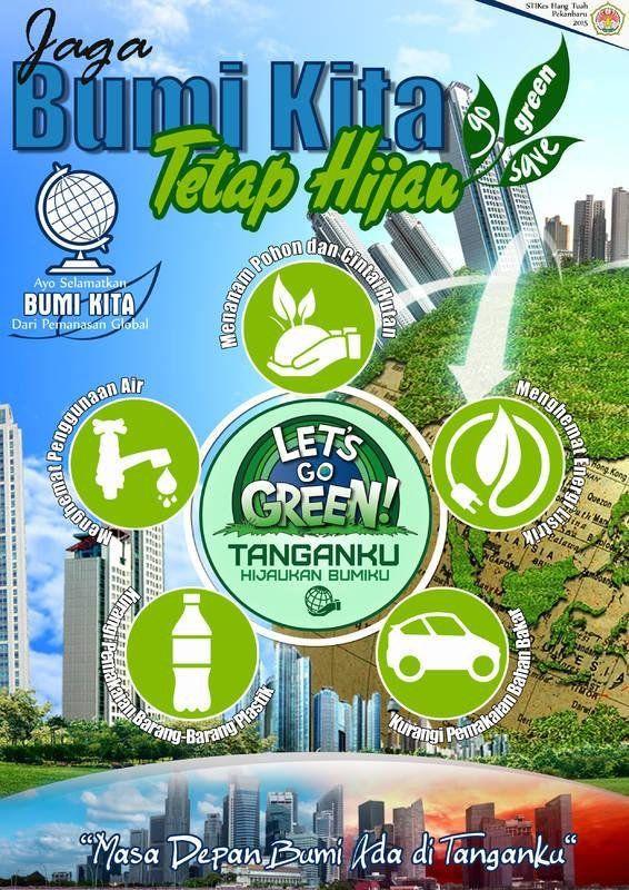 Poster Pelestarian Lingkungan Berguna Poster Melestarikan Lingkungan