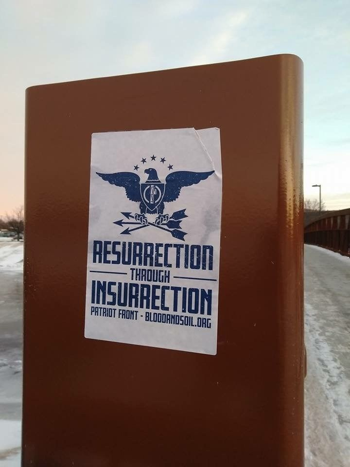 u of m flint removes hate posters from campus looks for person of interest news wnem com