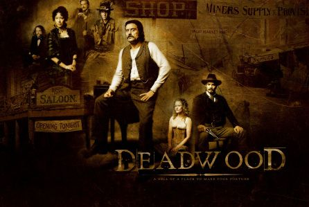Background Poster Film Power Deadwood Hbo Movie Closer to Green Light with California Tax Credit
