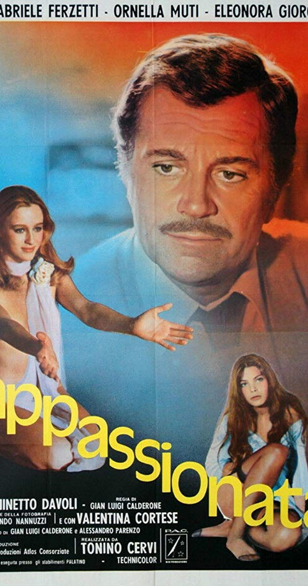 Background Poster Film Terhebat Appassionata 1974 Imdb