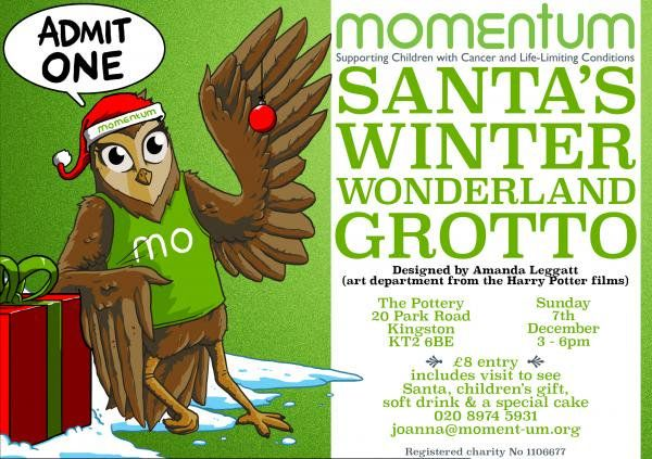 Charity Poster Hebat Winterwonderlandsantasgrotto Hashtag On Twitter