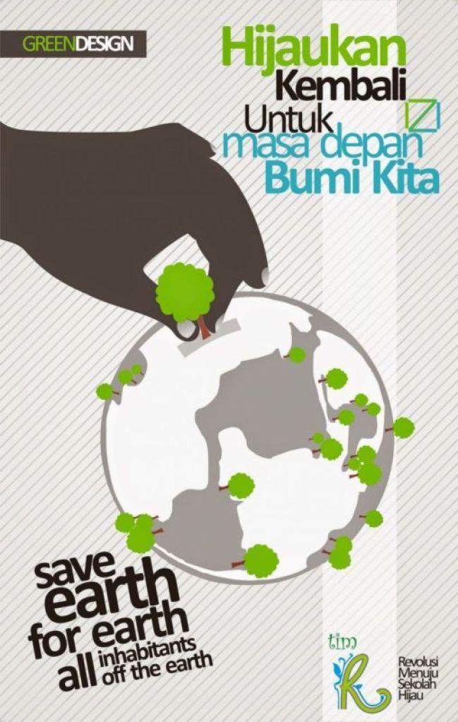 Contoh Poster Lingkungan Baik A 190 Contoh Poster Slogan Berbagai Tema Kreatif Dan Inspiratif