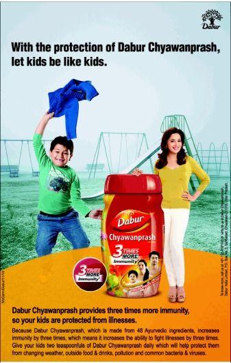 Danur Poster Terhebat Chyavanprash Ad Kids for Dabur Chyawanprash