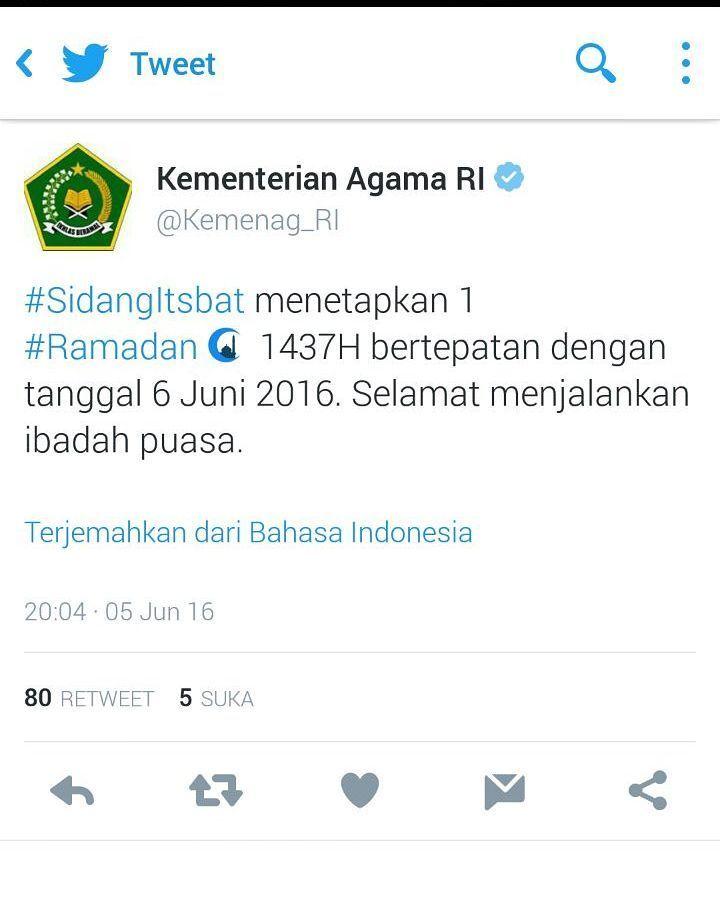 galeri poster dakwah ahlussunnah sidangitsbat menetapkan 1 ramadan 1437h bertepatan dengan tanggal 6
