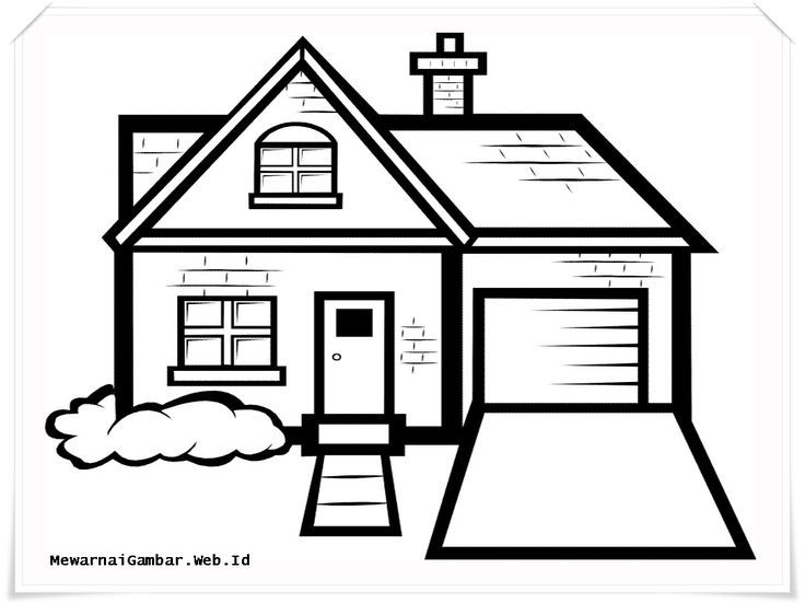 lembar mewarnai gambar rumah projects to try house colouring pages coloring pages for boys coloring pages