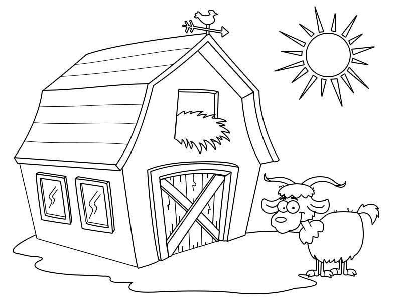 58 Gambar Rumah Sederhana Anak Sd Terbaik