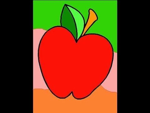 71 Gambar Apel Warna Merah Paling Keren
