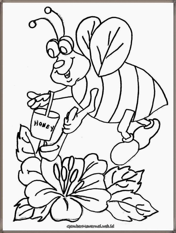 download gambar gambar untuk mewarnai bagi anak paud gambar mewarnai untuk anak tk dan sd coloring pages pinterest warna kerajinan dan gambar