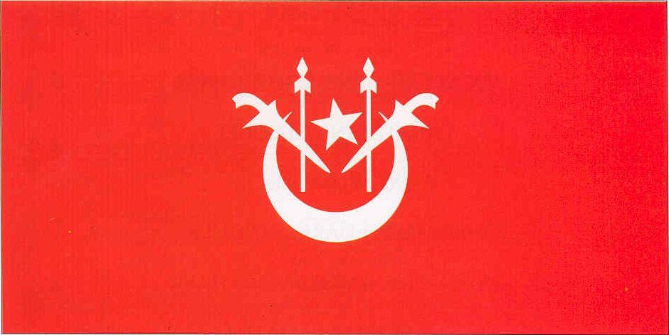 bendera dan jata negeri kelantan