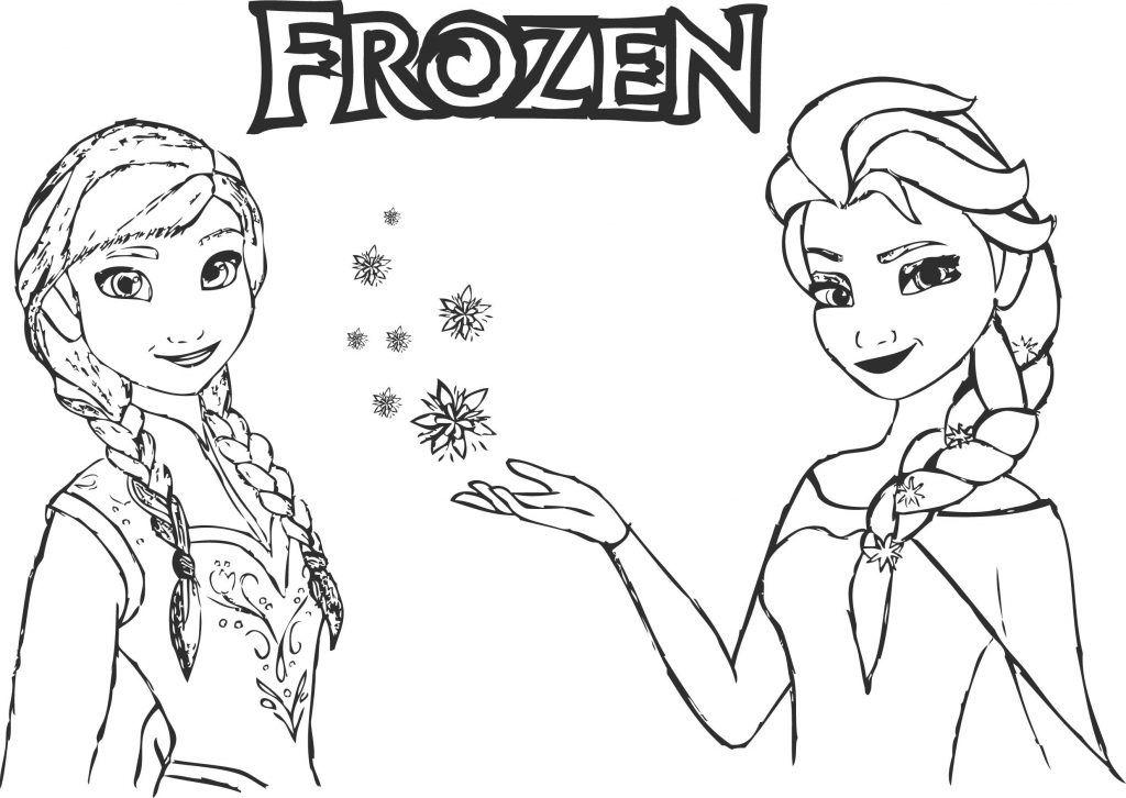 gambar mewarnai frozen anna elsa 1024x726 jpg