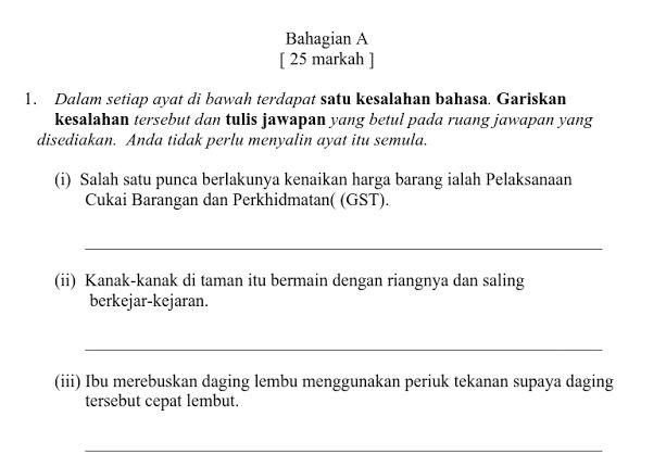 Gambar Mewarna Daging Lembu Bermanfaat Himpunan Nota Bahasa Melayu Tingkatan 1 Yang Berguna Untuk Para