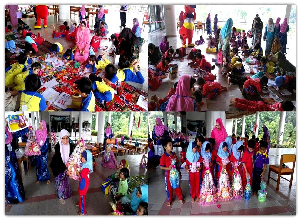 bersempena sambutan hari kemerdekaan malaysia yang ke 58 perpustakaan sultanah bahiyah psb telah menganjurkan pertandingan mewarna pada 15 september 2015