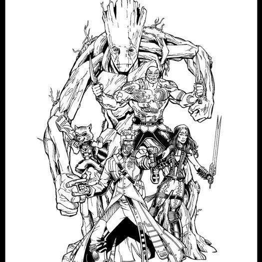 Gambar Mewarna Iron Man Bermanfaat 12 Free Printable Guardians Of the Galaxy Coloring Sheets Back to