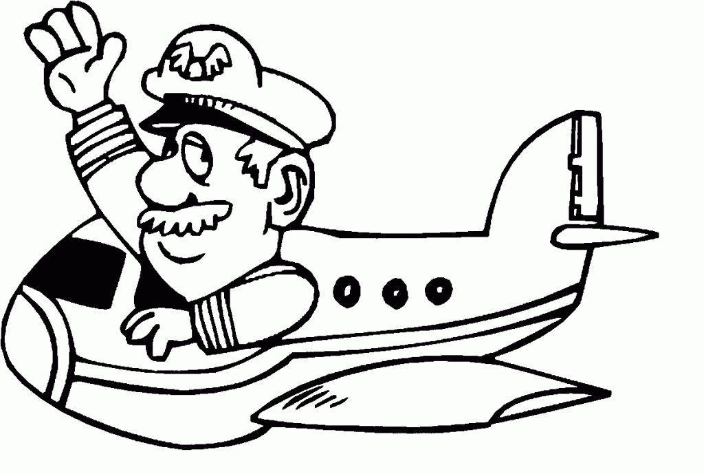 gambar mewarna juruterbang