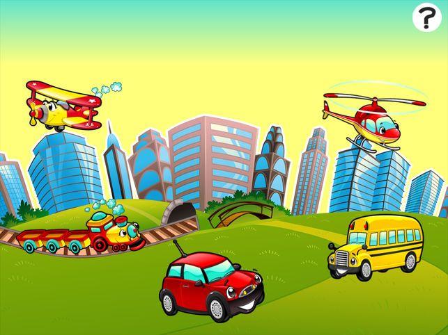 abc kereta permainan untuk kanak kanak belajar menulis perkataan dan abjad dengan kenderaan kereta bas kapal terbang kereta api helikopter untuk