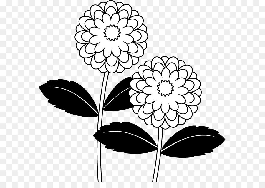 Gambar Mewarna Perayaan Deepavali Power Desain Bunga Mewarnai Buku Dahlia Bunga Potong Bunga Unduh