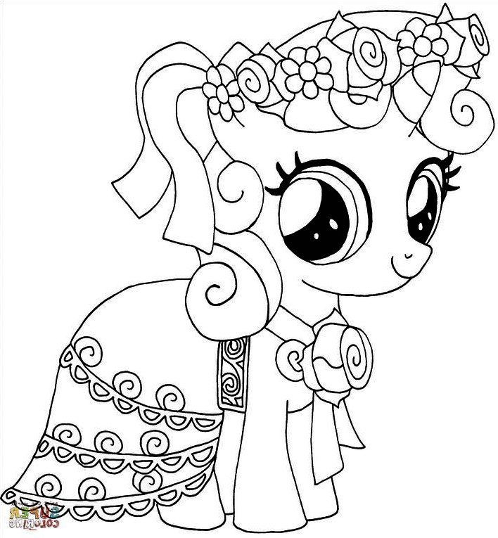 Gambar Mewarna Spongebob Power Mewarnai Gambar My Little Pony Yang Cantik Care Bears