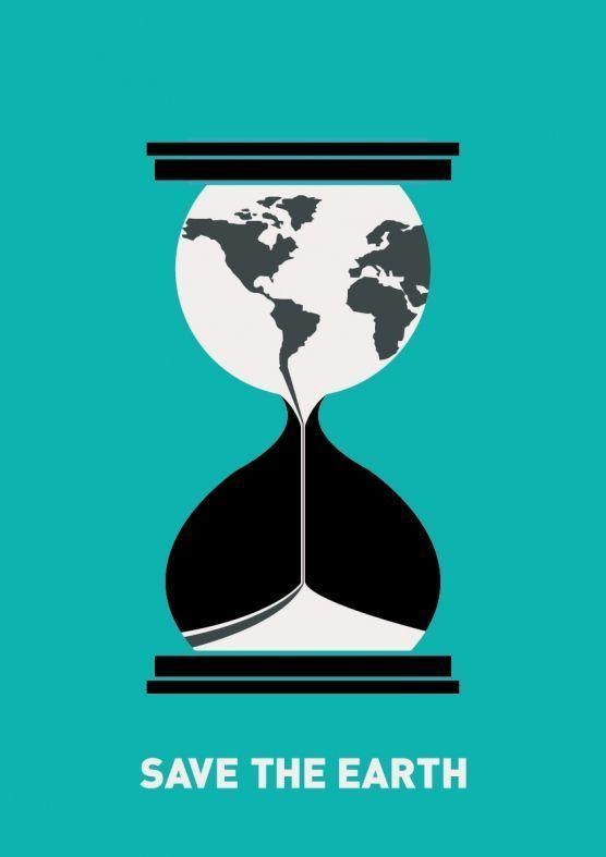 Link Download Bermacam Contoh Gambar Poster Lingkungan Hidup Yang