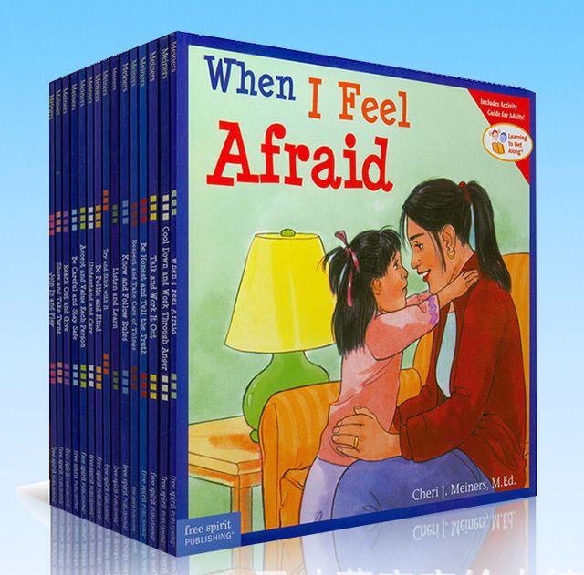 15 buku set belajar untuk mendapatkan bersama anak anak pendidikan bahasa inggris gambar buku