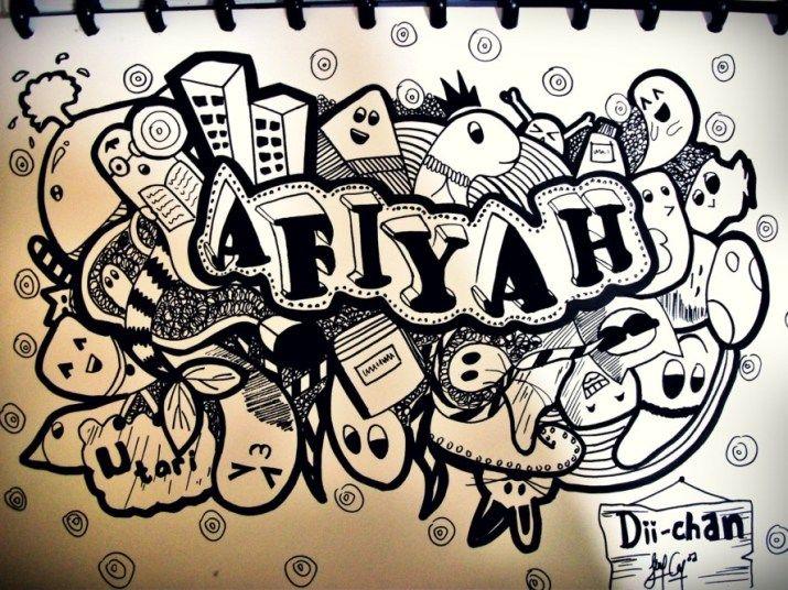 Dapatkan Himpunan Contoh Gambar Untuk Mewarna Doodle Yang