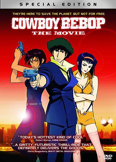 amazon com cowboy bebop the movie special edition steve blum beau billingslea shinichiro watanabe movies tv