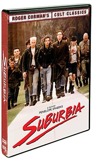 amazon com suburbia roger corman s cult classics series chris pedersen bill coyne jennifer clay penelope spheeris movies tv