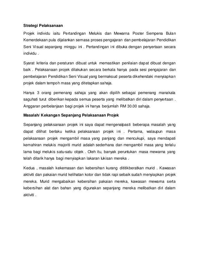 Kertas Lukisan Mewarna Kemerdekaan Meletup Laporan Projek Internship Pertandingan Melukis Dan Mewarna Poster Har