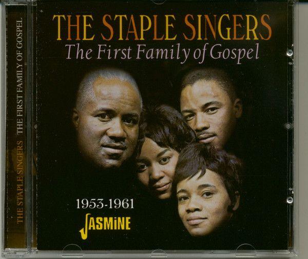 first family of gospel cd