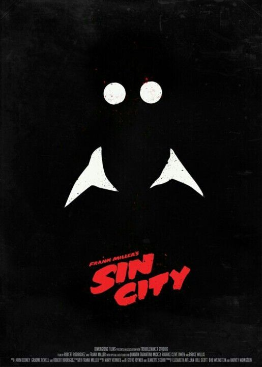 sin city minimal movie posters best movie posters movie poster art film posters