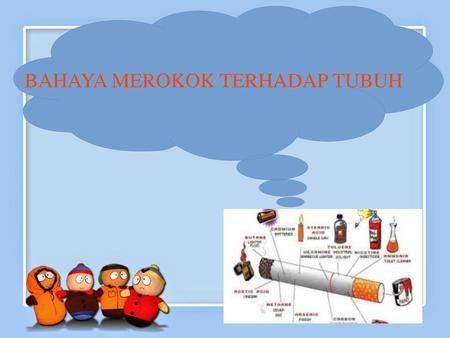 bahaya merokok terhadap tubuh