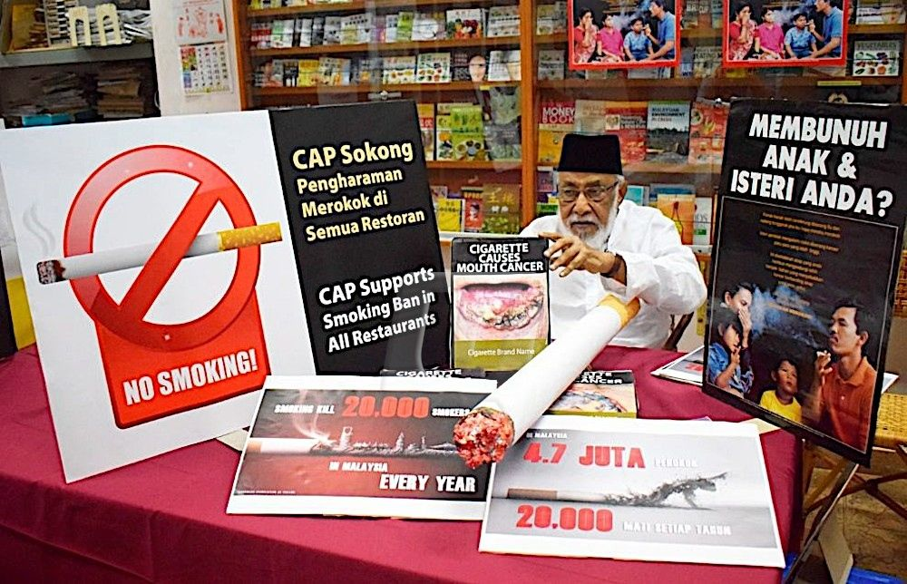 Poster Bahaya Merokok Terbaik Kuat Kuasa Larangan Merokok Pulau Pinang Utusan Online