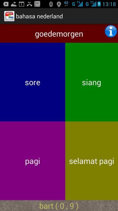 belajar bahasa belanda poster