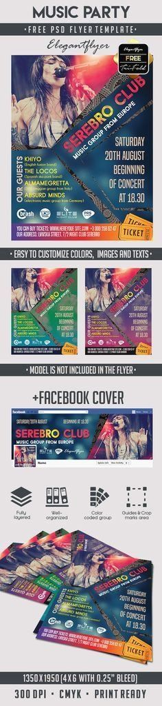 top club flyer templates poster templates 0d wallpapers 46 awesome free psd poster design templates