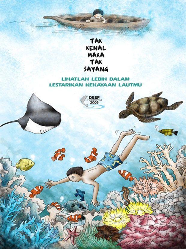 Jom Download Bermacam Contoh Poster Kebersihan Sekolah Yang Gempak