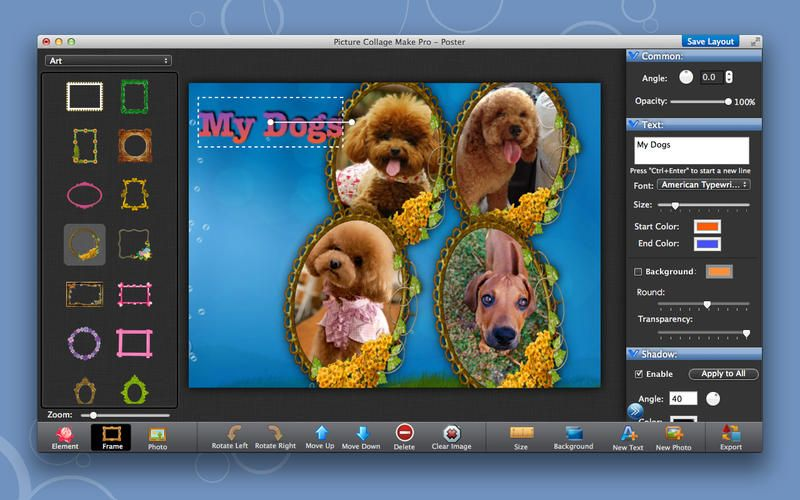 photo collage maker pro image picture poster creator hd screenshots