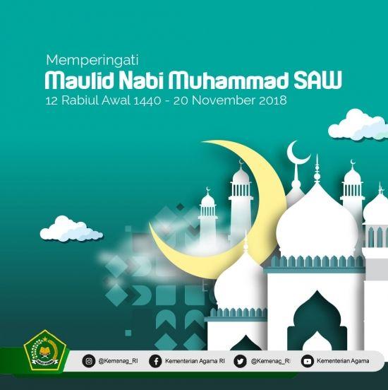 peringatan maulid nabi muhammad saw