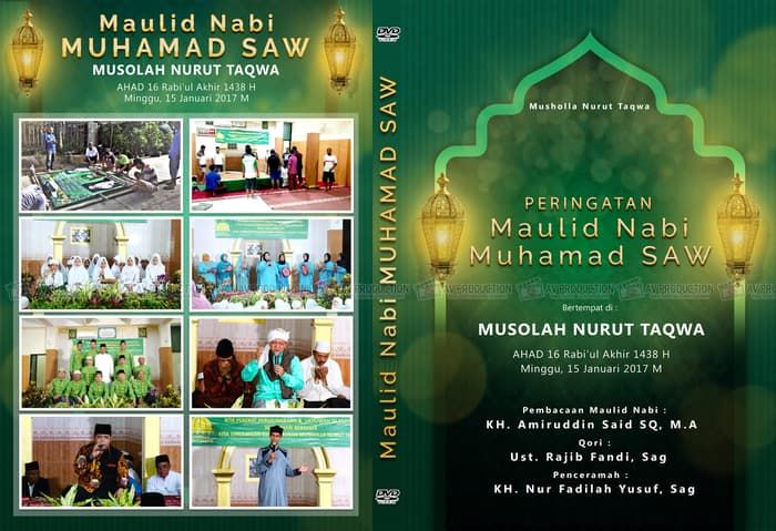 jasa dokumentasi video shooting acara maulid nabi muhammad saw